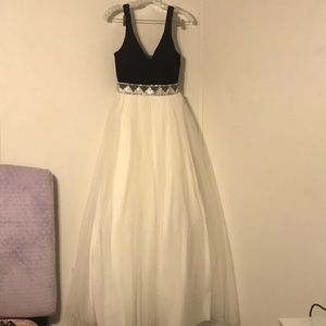 Size 5 formal dress